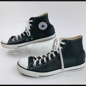 Converse Chuck Taylor All Star Leather Hi Sneaker